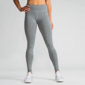 Legging Long PowerSculpt - Gris Chiné