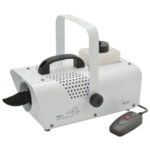 QTX SW-1 600W 1.2L Mini Snow Machine
