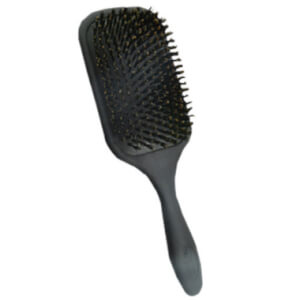 Denman Large Paddle Brush Natural Boar Bristle