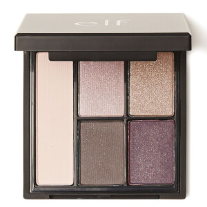 e.l.f. Cosmetics Clay Eyeshadow Palette - Saturday Sunsets 7.5g