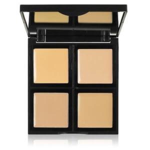 e.l.f. Cosmetics Foundation Palette Fair/Light 12.4g