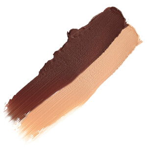 mirenesse Shona Eye Art Two-Tone Eyeshadow Stick - Tu Tu Hot 1.2g