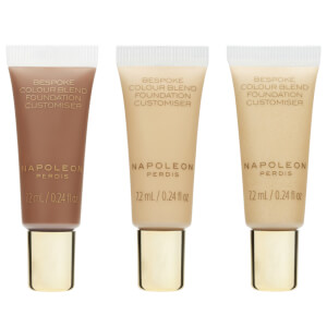 Napoleon Perdis Bespoke Colour Blend Foundation Customiser Collection 3 x 7.2ml