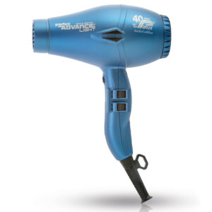 Parlux Advance Light Ionic and Ceramic Dryer - Matt Blue