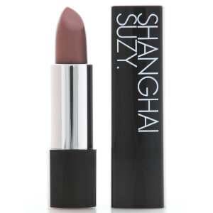 Shanghai Suzy Satin Luxe Lipstick - Smoky Topaz 4g