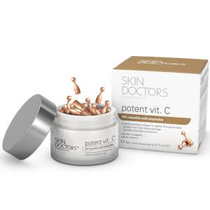 Skin Doctors potent vit. C Ampoules 50 x 3ml