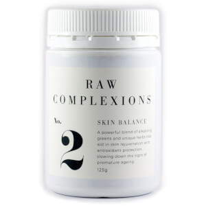 Raw Complexions Skin Balance Beauty Food 125g