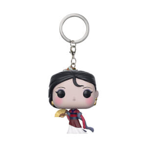 Disney Princess Mulan Funko Pop! Keychain