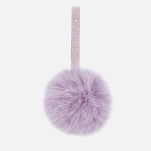Grafea Women's Pom Pom Charm - Lilac