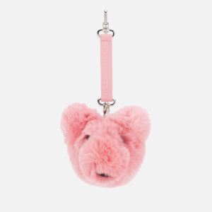 Grafea Women's Bear Pom Pom - Pink