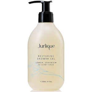Jurlique Restoring Shower Gel Lemon, Geranium and Clary Sage 300 ml