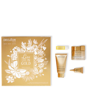 DECLÉOR Live Life In Gold: Anti-Ageing Gift Set Worth (£180.00)