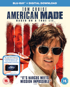 American Made (Includes BluRay & Digital download)