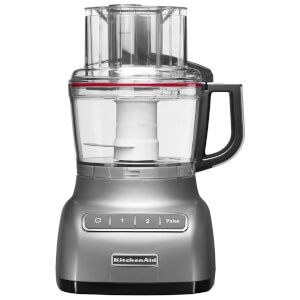 KitchenAid 5KFP0925BCU 2.1L Food Processor - Contour Silver