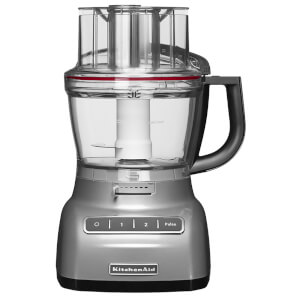 KitchenAid 5KFP1335BCU 3.1L Food Processor - Contour Silver
