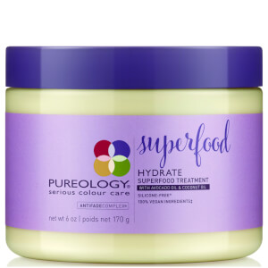 Pureology Superfood Hydrate Treatment 6 oz
