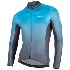 Nalini Mizar Long Sleeve Jersey - Blue/Black