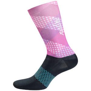 Nalini Omicron Thermocool Socks - Pink