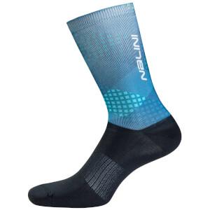 Nalini Omicron Thermocool Socks - Blue