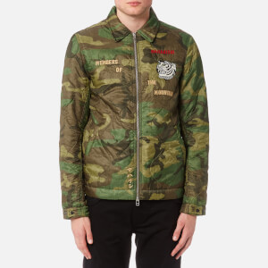 Maharishi Men's Maha World Tour Jacket - Woodland