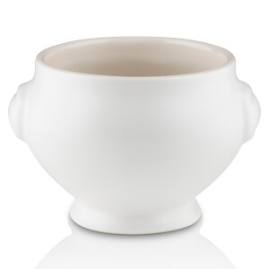 Le Creuset Stoneware Heritage Soup Bowl - Cotton