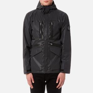 Marshall Artist Men's Matte Reflex Jacket - Graphite