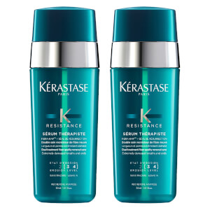 KÉRASTASE RESISTANCE THEREPISTE SERUM 30ML DUO