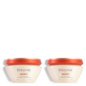 Kérastase Nutritive Masque Magistral 200ml Duo: Image 1
