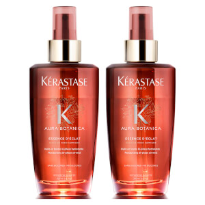 Kérastase Aura Botanica Essence dÉclat Hair Oil 100ml Duo