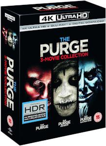 The Purge Trilogy - 4K Ultra HD: Image 2