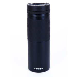 Contigo Glaze Travel Mug (470ml) - Matt Black