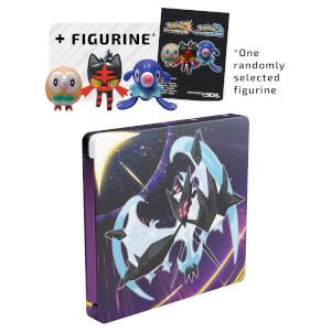 Pokémon Ultra Moon Fan Edition + Figurine
