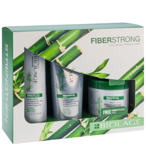 Matrix Biolage Fiberstrong Christmas Gift Set (Worth £35.14)