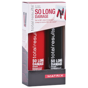 Matrix Total Results So Long Damage Gift Set (Worth £14.68)