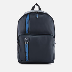 Versace Jeans Men's Backpack - Prussian Blue