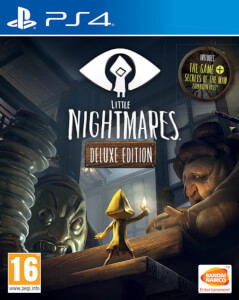 Little Nightmares Deluxe Edition
