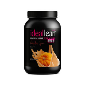 IdealLean Protein - Pumpkin Spice - 30 Servings