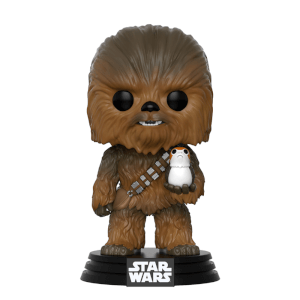 Star Wars The Last Jedi Chewbacca Funko Pop! Figuur