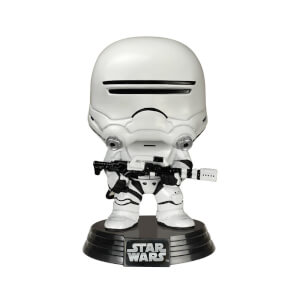 Star Wars The Last Jedi First Order Flametrooper Funko Pop! Vinyl