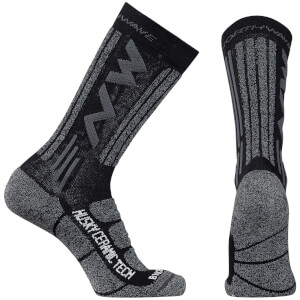 Northwave Husky Ceramic Tech 2 Winter Socks - Black