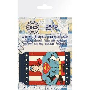 DC Comics Retro Superman Card Holder