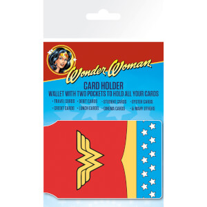 DC Comics Wonder Woman Card Holder