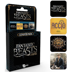 Fantastic Beasts and Where to Find Them Mix Coaster Pack