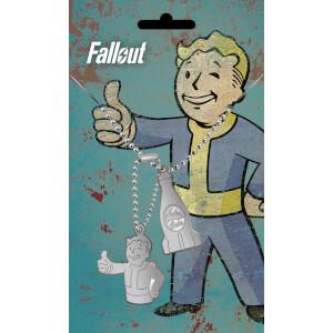 Fallout Nuka Dog Tag Pendant