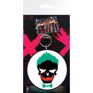 Suicide Squad The Joker Skull Keyring