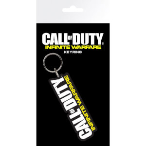 Call of Duty: Infinite Warefare Logo Keyring