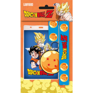 Dragon Ball Z Goku Lanyard