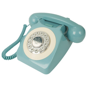 Benross Retro Telephone - Blue