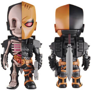 DC Comics XXRAY Figure Wave 3 Deathstroke (Free Gift)