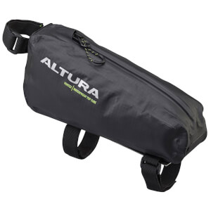 Altura Vortex Waterproof Top Tube - Black